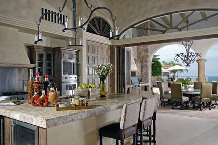 Interior Design Cabo - El Sueno 1,2 Terrace