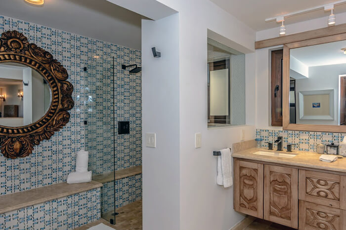 Interior Design Cabo - Casa Te Bathroom