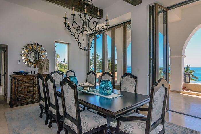 Interior Design Cabo - Casa Te Dining Room