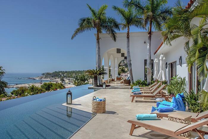 Interior Design Cabo - Casa Te Pool