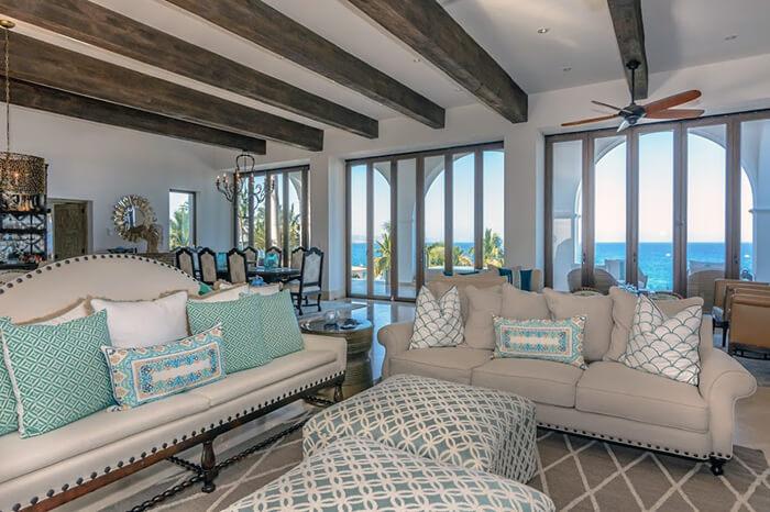 Interior Design Cabo - Casa Te Living Room