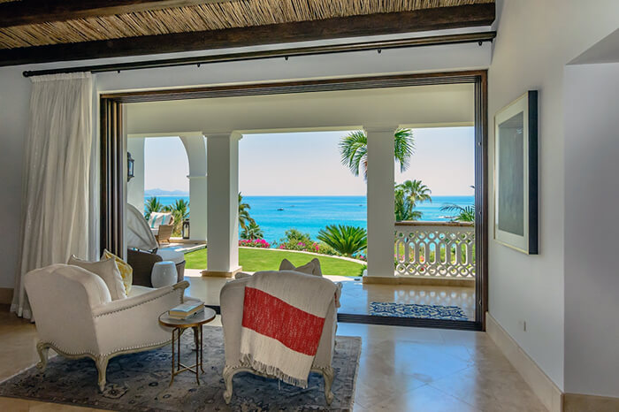 Interior Design Cabo - Casa Te Terrace