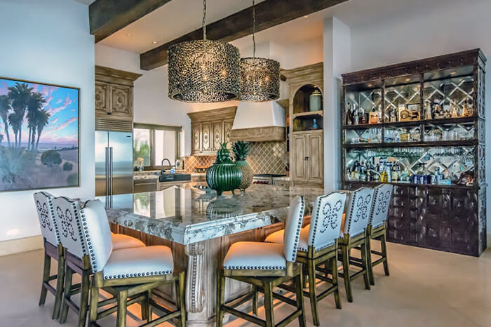 Interior Design Cabo - Casa Te Tequila Bar