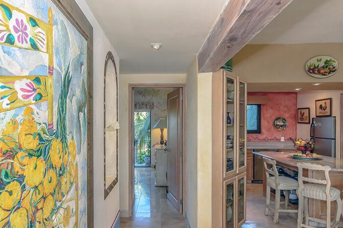 Interior Design Cabo - Dorado 304 Hallway