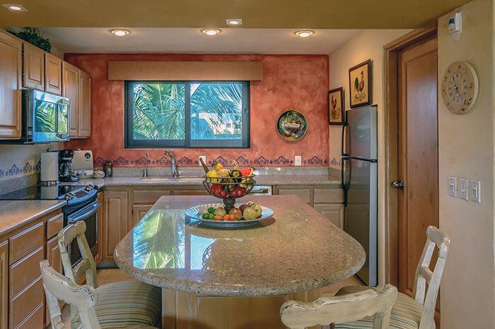 Interior Design Cabo - Dorado 304 Kitchen