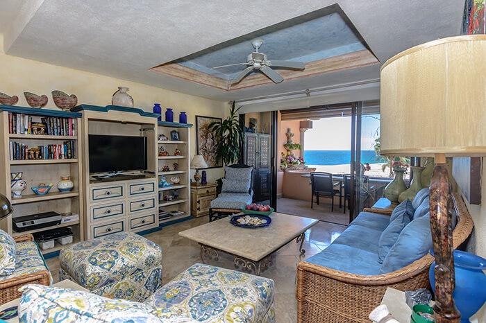 Interior Design Cabo - Dorado 304 Living Room