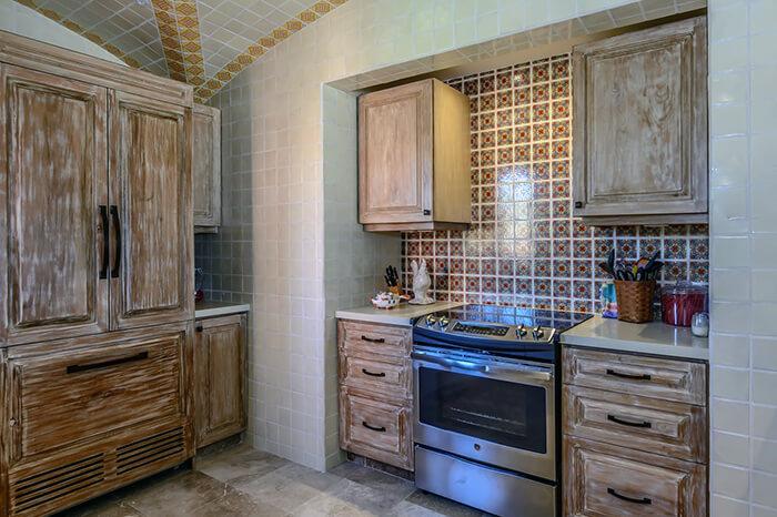 Interior Design Cabo - Duna 401 Kitchen