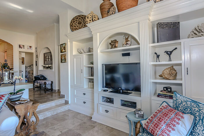 Interior Design Cabo - Duna 401 TV Room