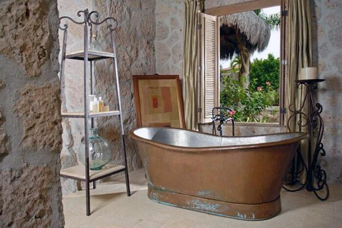 Interior Design Cabo - El Sueno 1,2 Bath Tub
