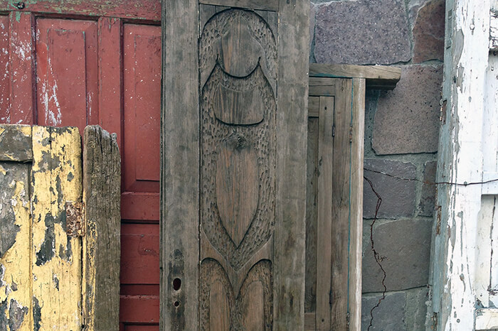 Interior Design Cabo - Inspiration - Door Textures